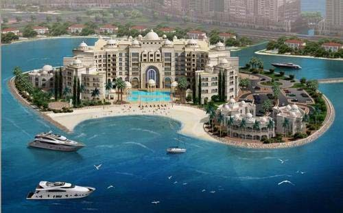 Kempinksi and Four Seasons choose different paths on the Pearl - Doha ...