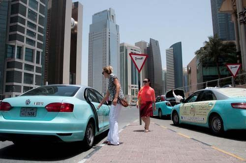 Qatar's first female-driver taxi service now open for bookings