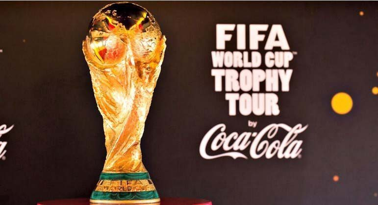 FIFA World Cup Trophy Tour by Coca Cola