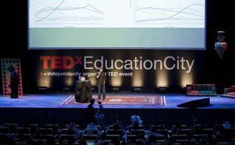 2012 session of TEDx Education City.