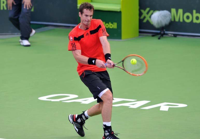Andy Murray eliminated from Qatar Open