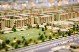 Barwa presents scaled back plans for used car motor city in