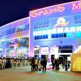 Grand Mall Hypermarket in Asian Town.