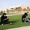 Students in Education City