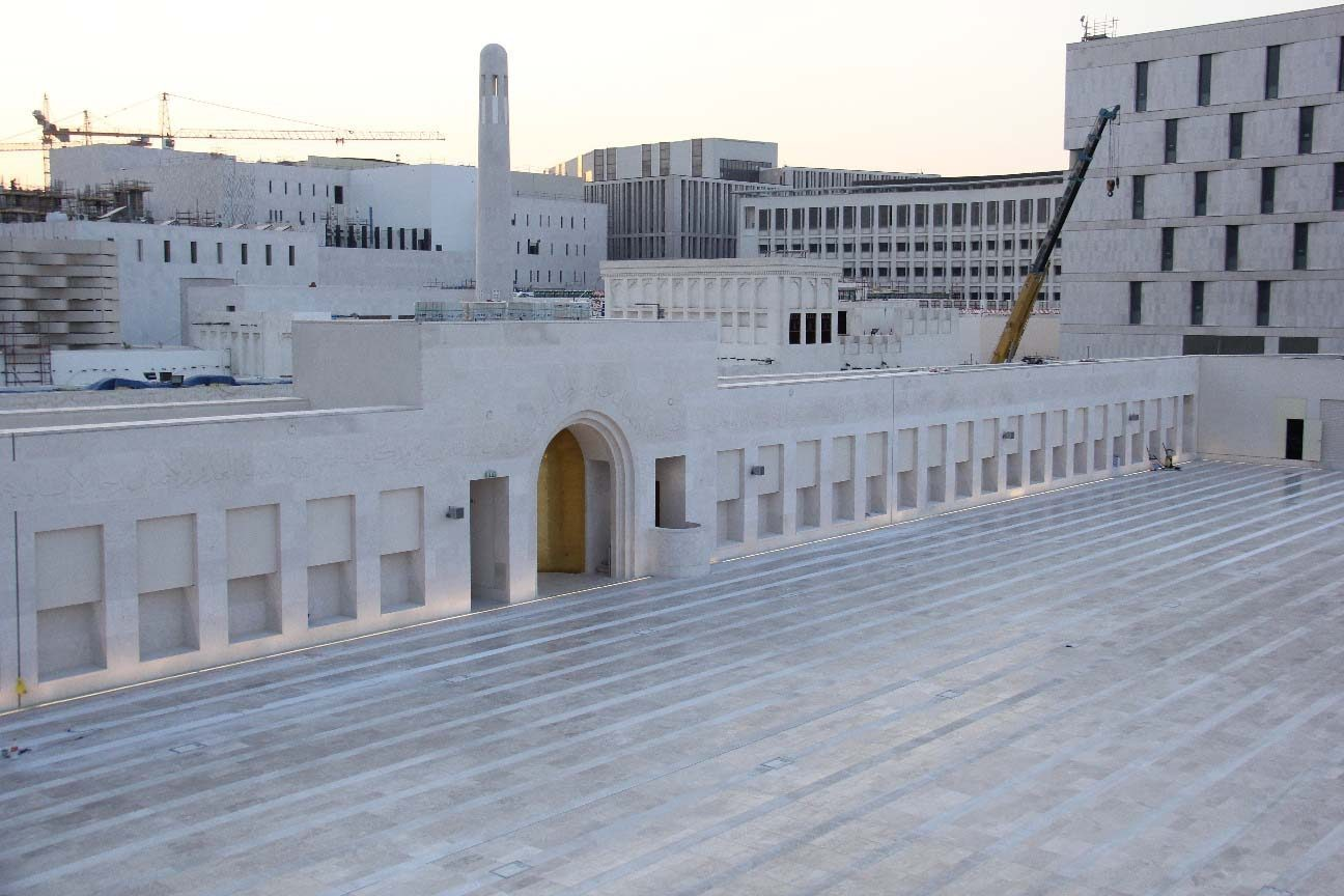 Msheireb prayer grounds to open for Eid Al Adha - Doha News