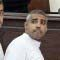 Baher Mohamed and Mohamed Fahmy at an earlier court hearing