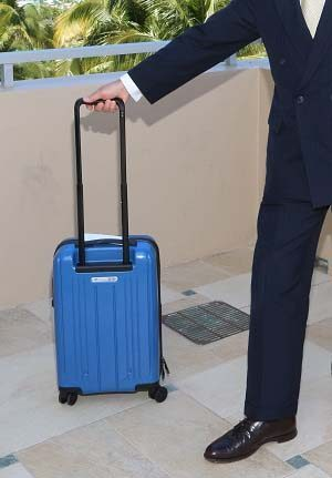 Qatar Airways looks to adopt smaller carry-on luggage standards ...