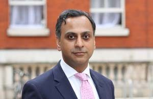 New British Ambassador to Qatar, Ajay Sharma