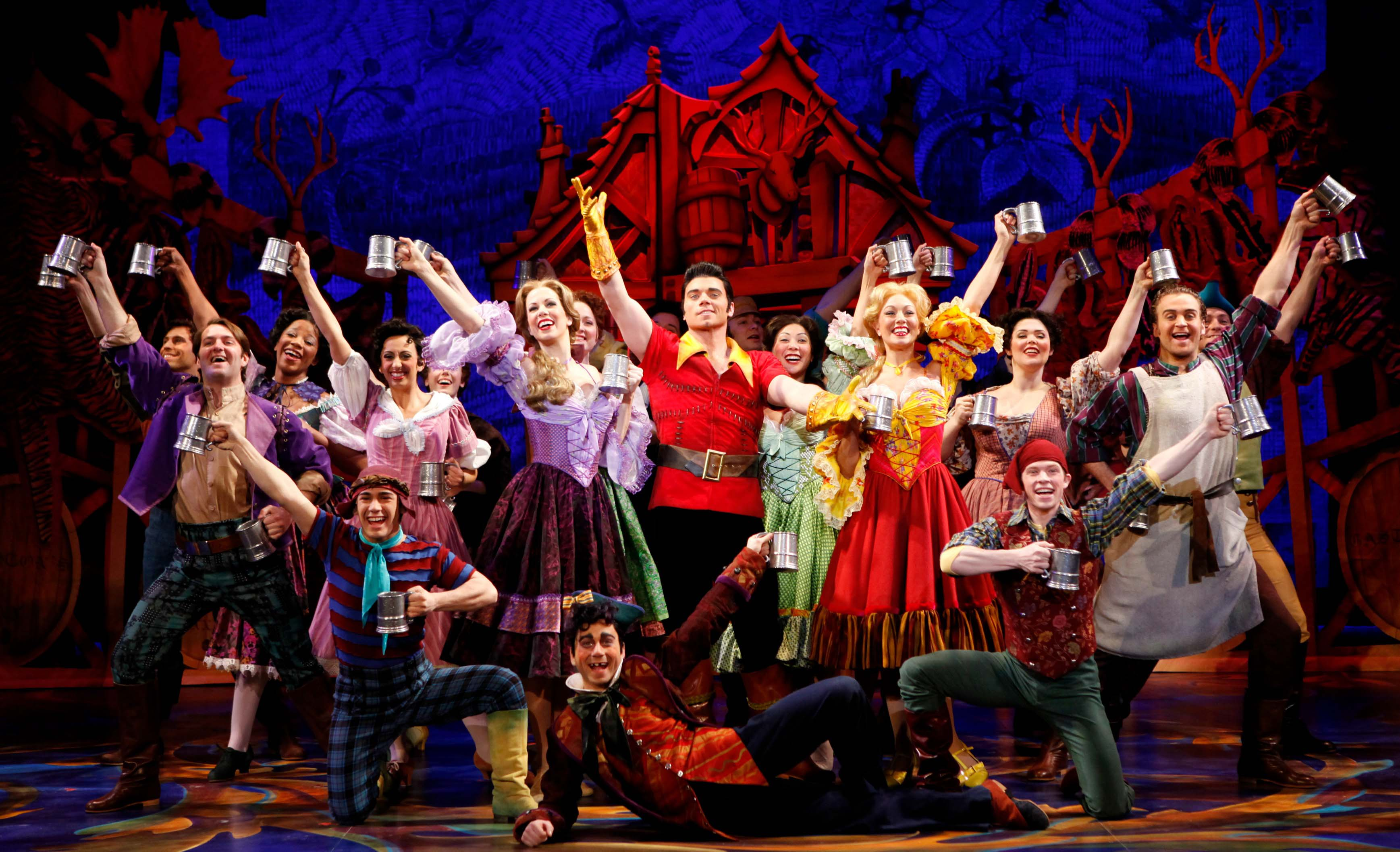 Broadway musical Beauty and the Beast to be held in Qatar ...