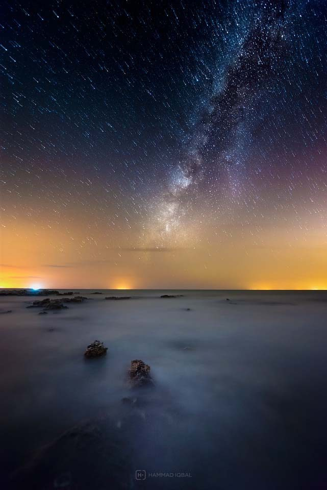 Galactic Core Bay