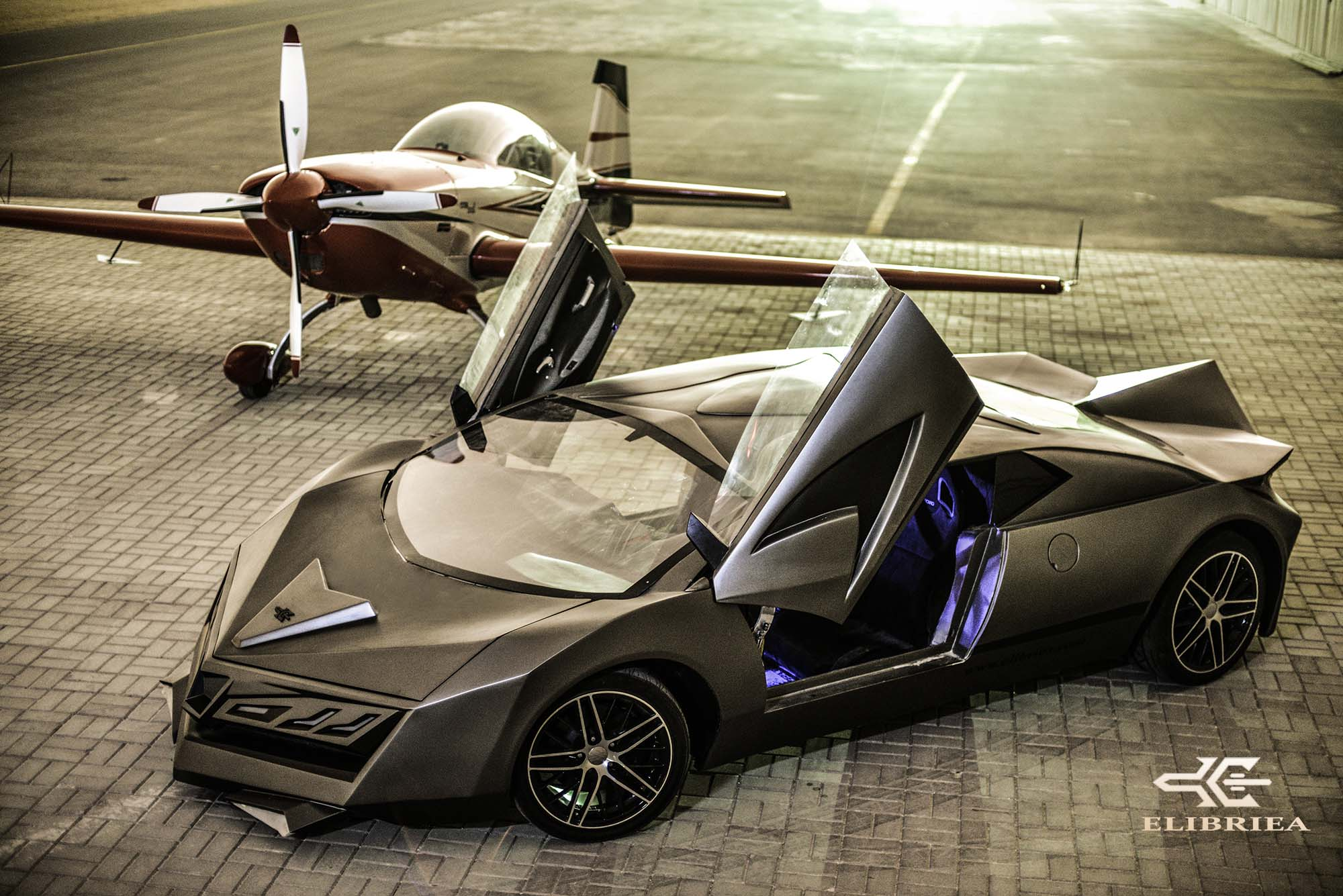Qatar S First Concept Sports Car Unveiled At Motor Show