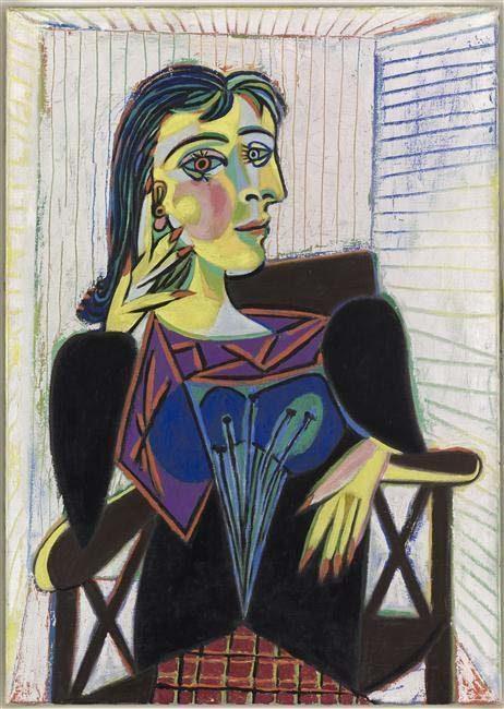 Pablo-Picasso-Portrait-of-Dora-Maar
