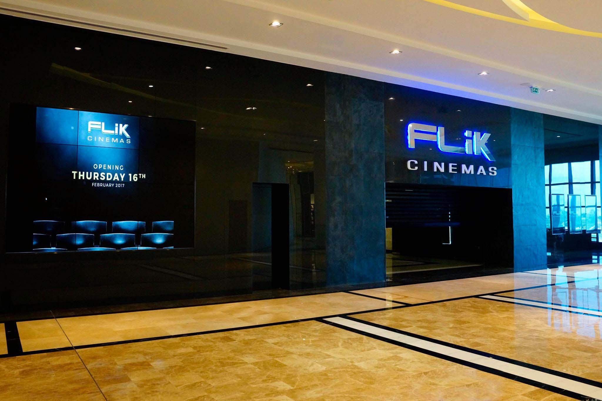 Flik Cinema at Lagoona Mall