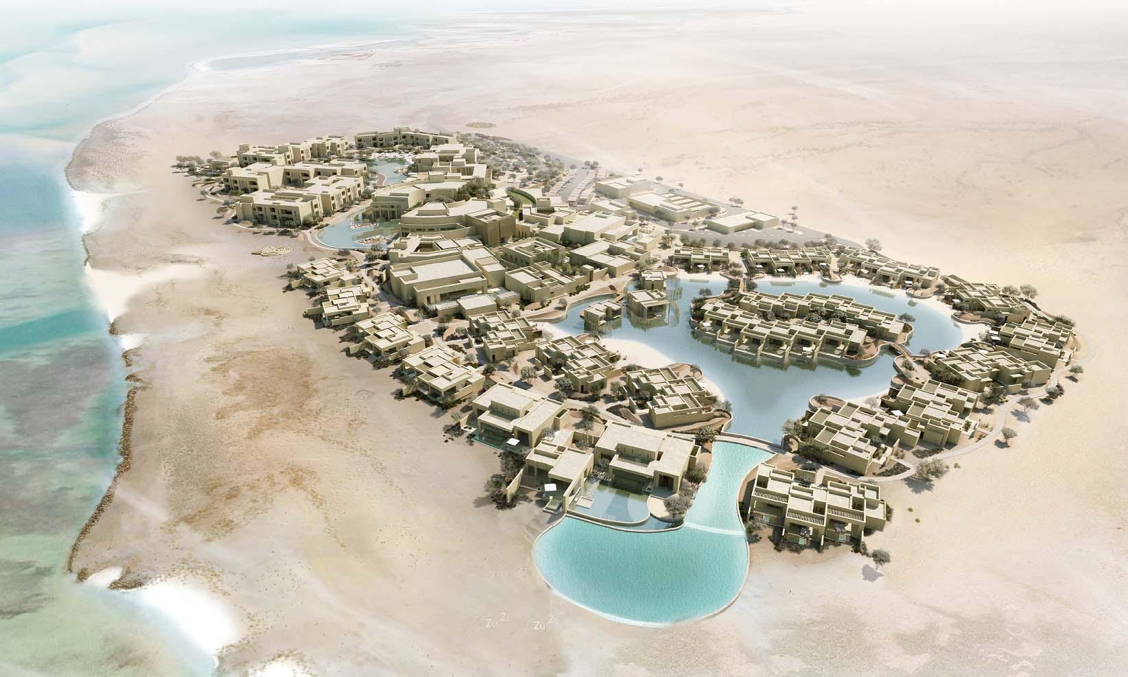 Msheireb to open new luxury resort on Qatar's coast - Doha News