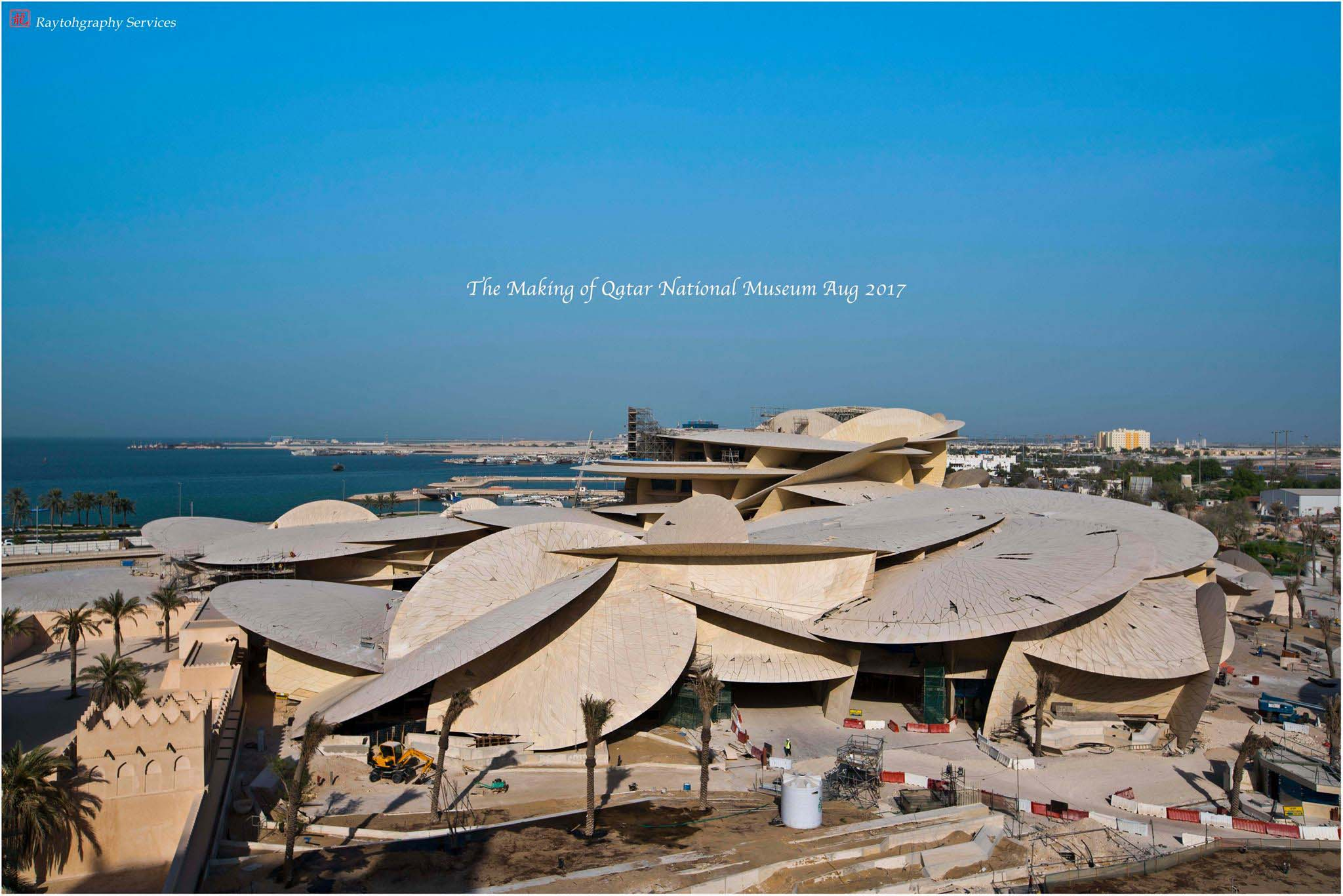 Here's a look at Qatar's upcoming National Museum - Doha News